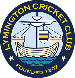 Lymington CC badge ai